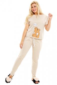 Пижама Трикотажница
