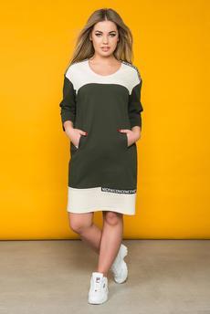 Модное платье в спортивном стиле Шарлиз